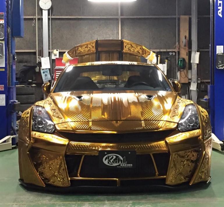 gold-plated-Nissan-gtr-dubai (4)