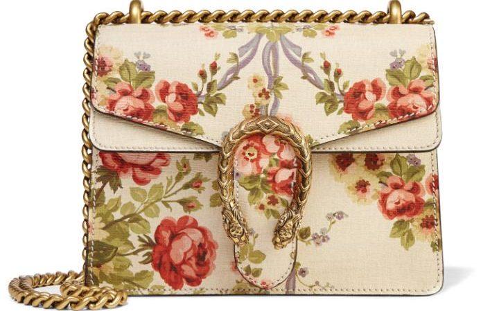 Chain handle Dionysus bag