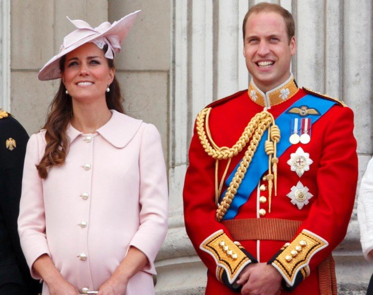 kate-middleton-prince-william-london