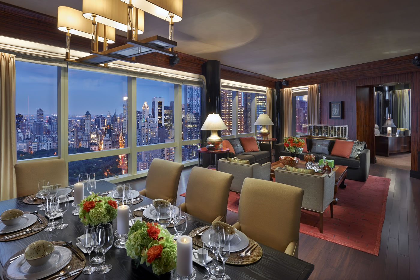 In a mood to splurge? Here are the 7 most decadent suites ...
