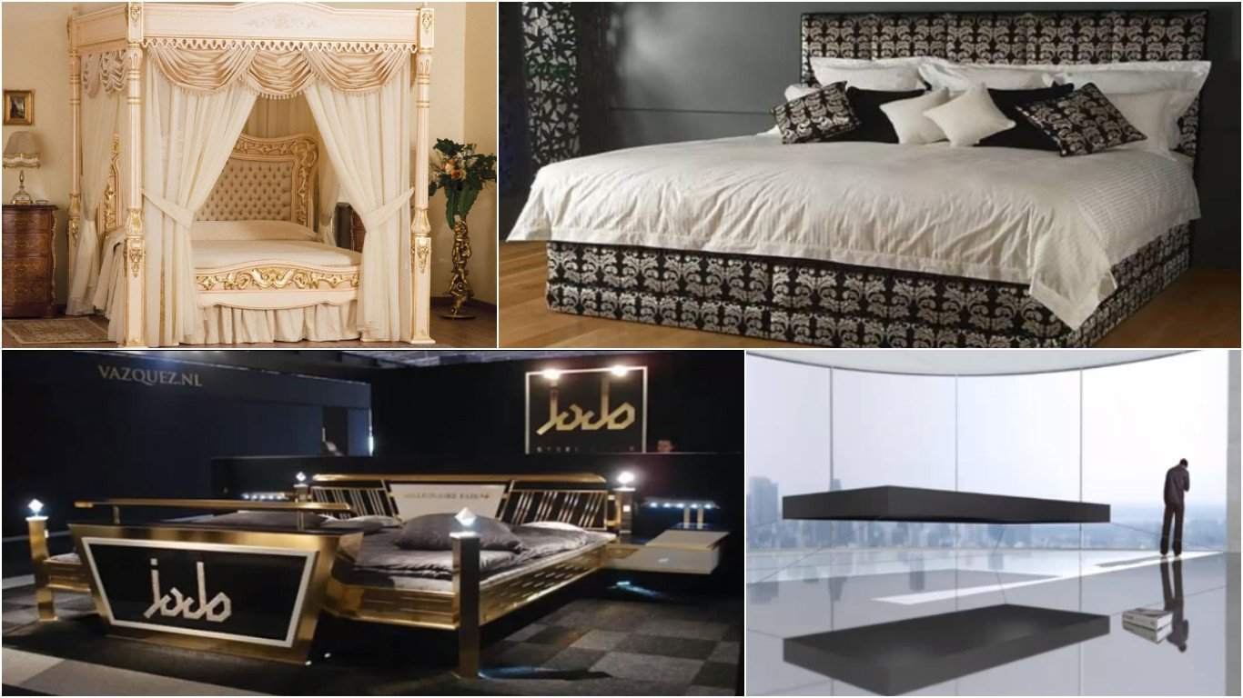 Most expensive bedroom in the world the for World s most expensive furniture