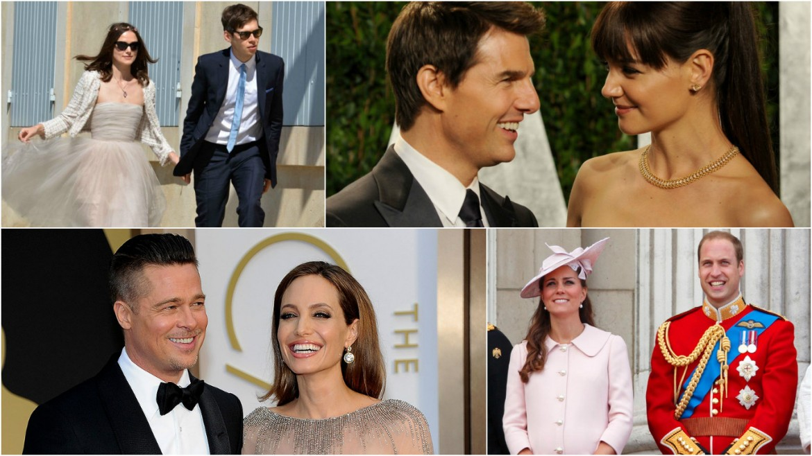 5 Of The Most Expensive Celebrity Wedding Presents