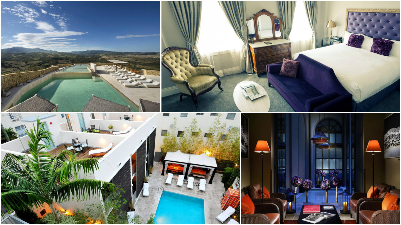 10 highest rated boutique hotels in the world for 2016 for Top luxury boutique hotels