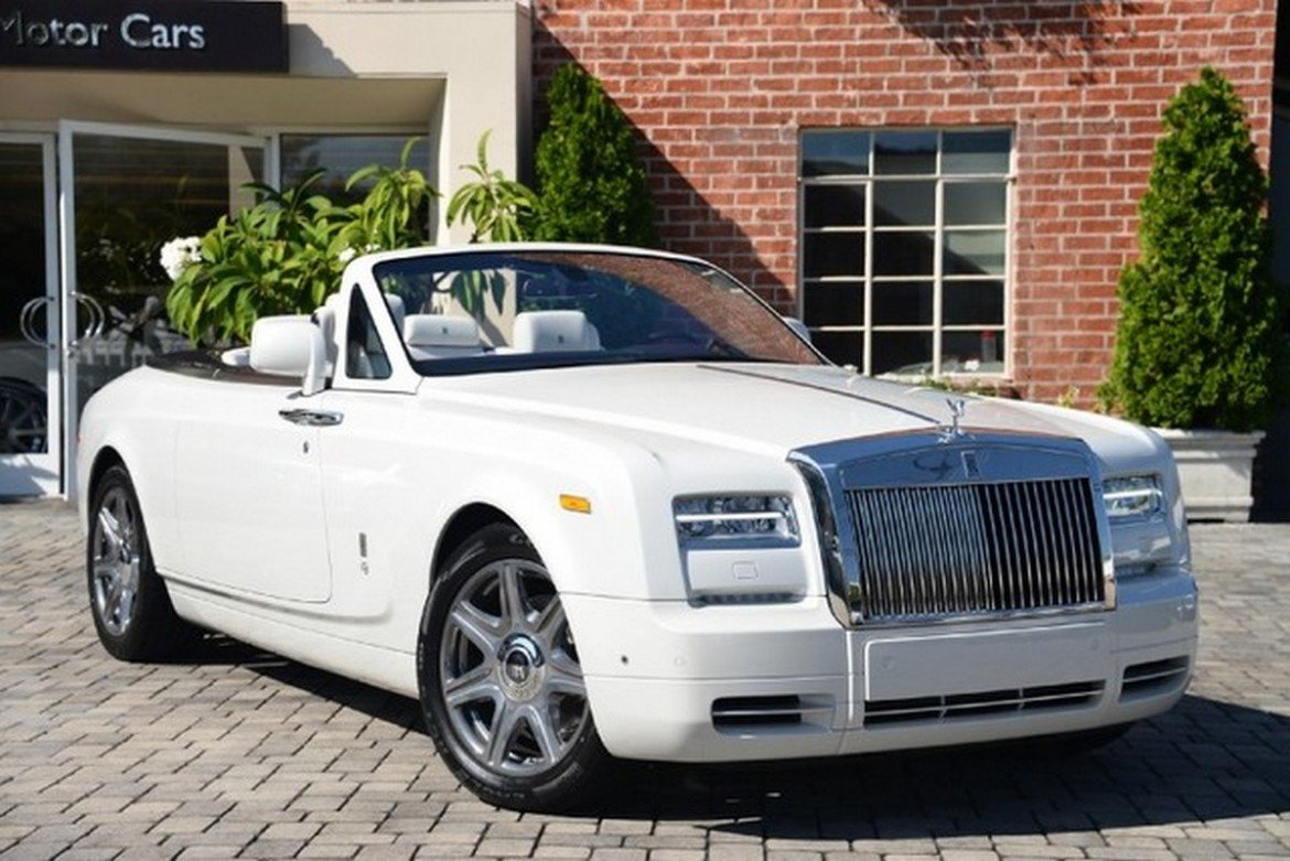 Top 10 Most Expensive Cars >> The 11 most expensive convertibles in the world (2016)