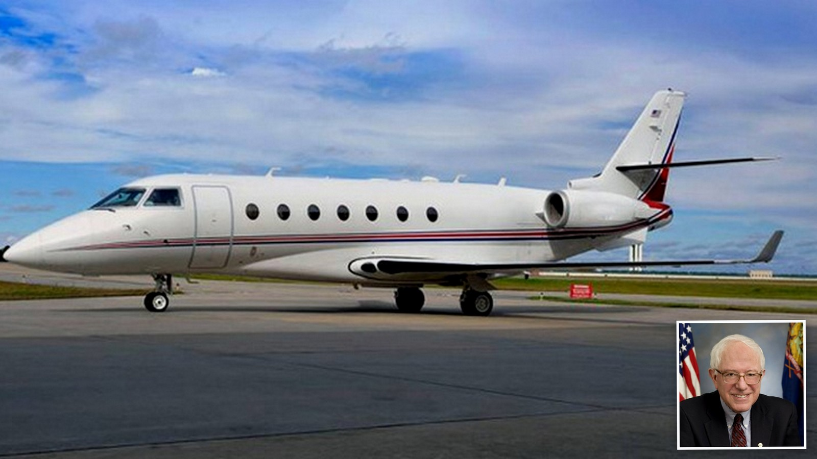 Take A Look At The Presidential Primaries And Their Private Jets
