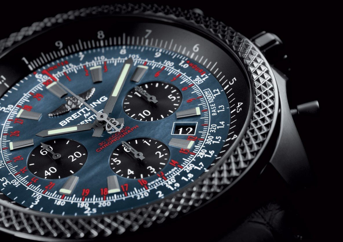 Breitling And Bentley Create The Spectacular B06 Midnight