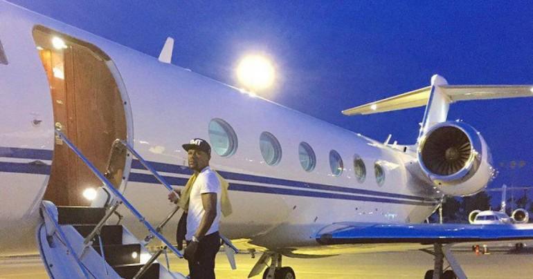 Floyd Mayweather - Gulfstream IV