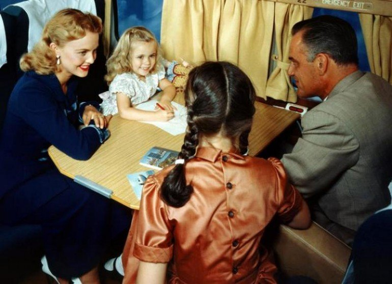 Flying-travel-1950s (11)