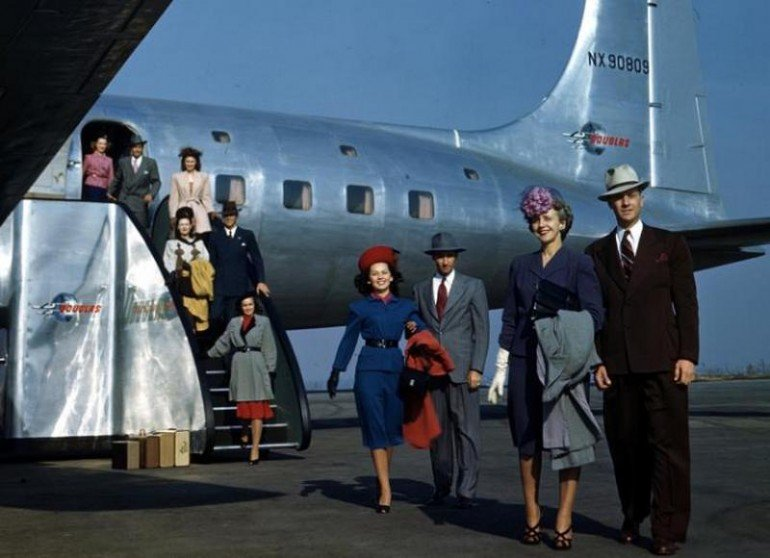 Flying-travel-1950s (7)