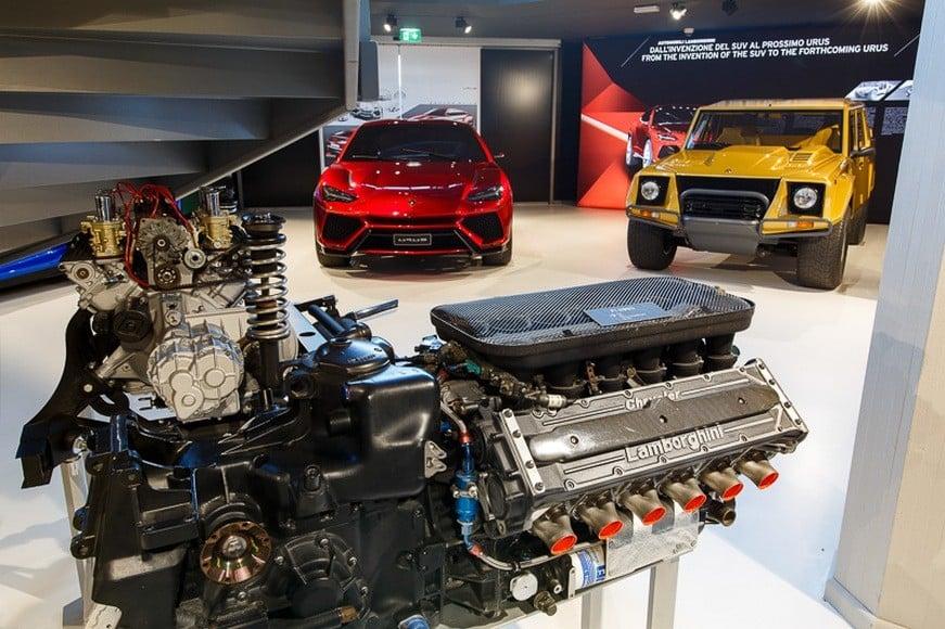 Petrolheads Take A Look Inside Lamborghini S Newly