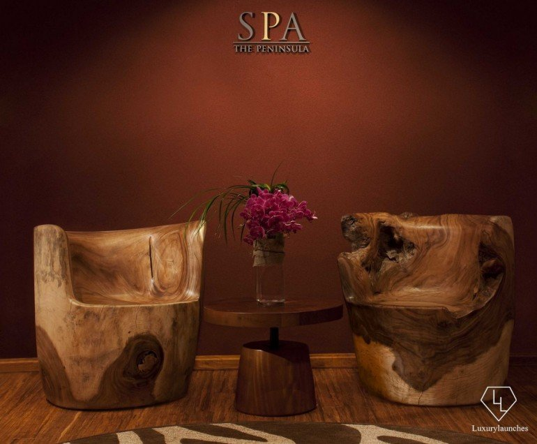 PNY Spa Sitting Area