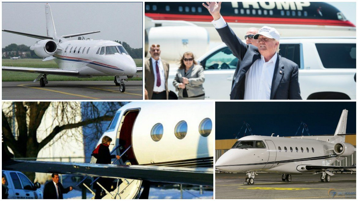 Presidential-primaries-and-private-jets