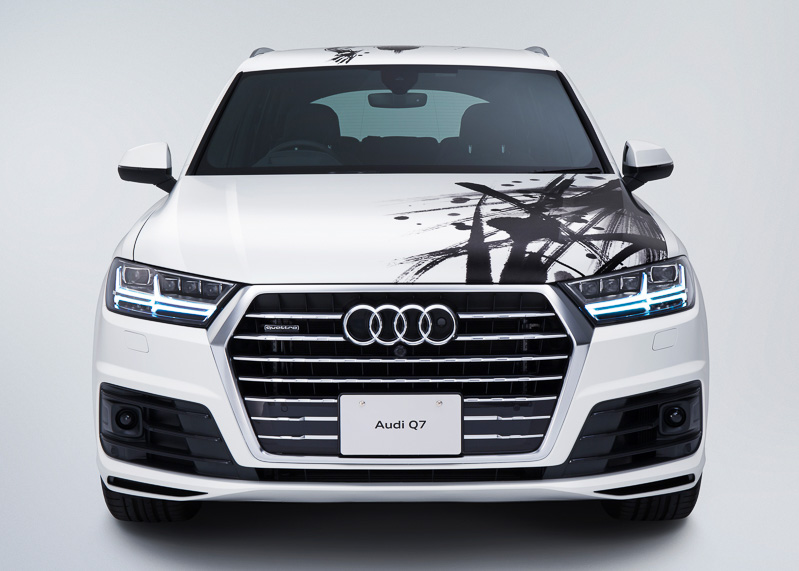 Sumi-e-painted-Audi-Q7 (3)