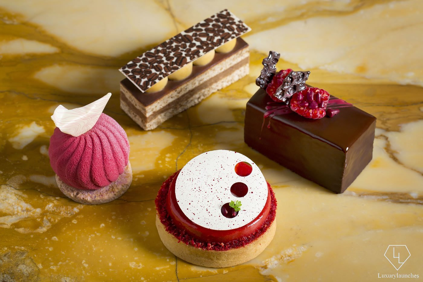 New dessert tasting menu launched at Hotel Café Royal's ...