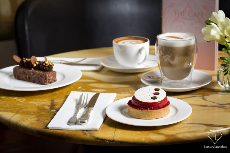 The Cafe - Patisseries & Coffees 1
