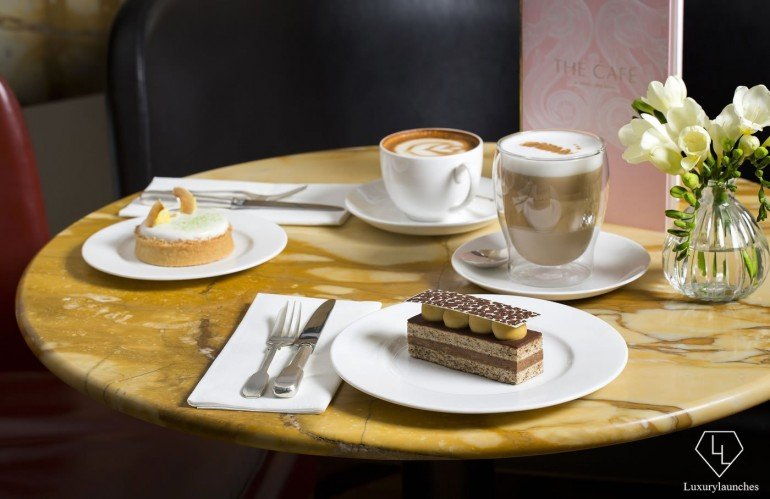 The Cafe - Patisseries & Coffees 2