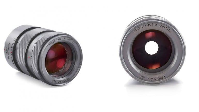 Trioplan limited titanium and gold lenses (4)