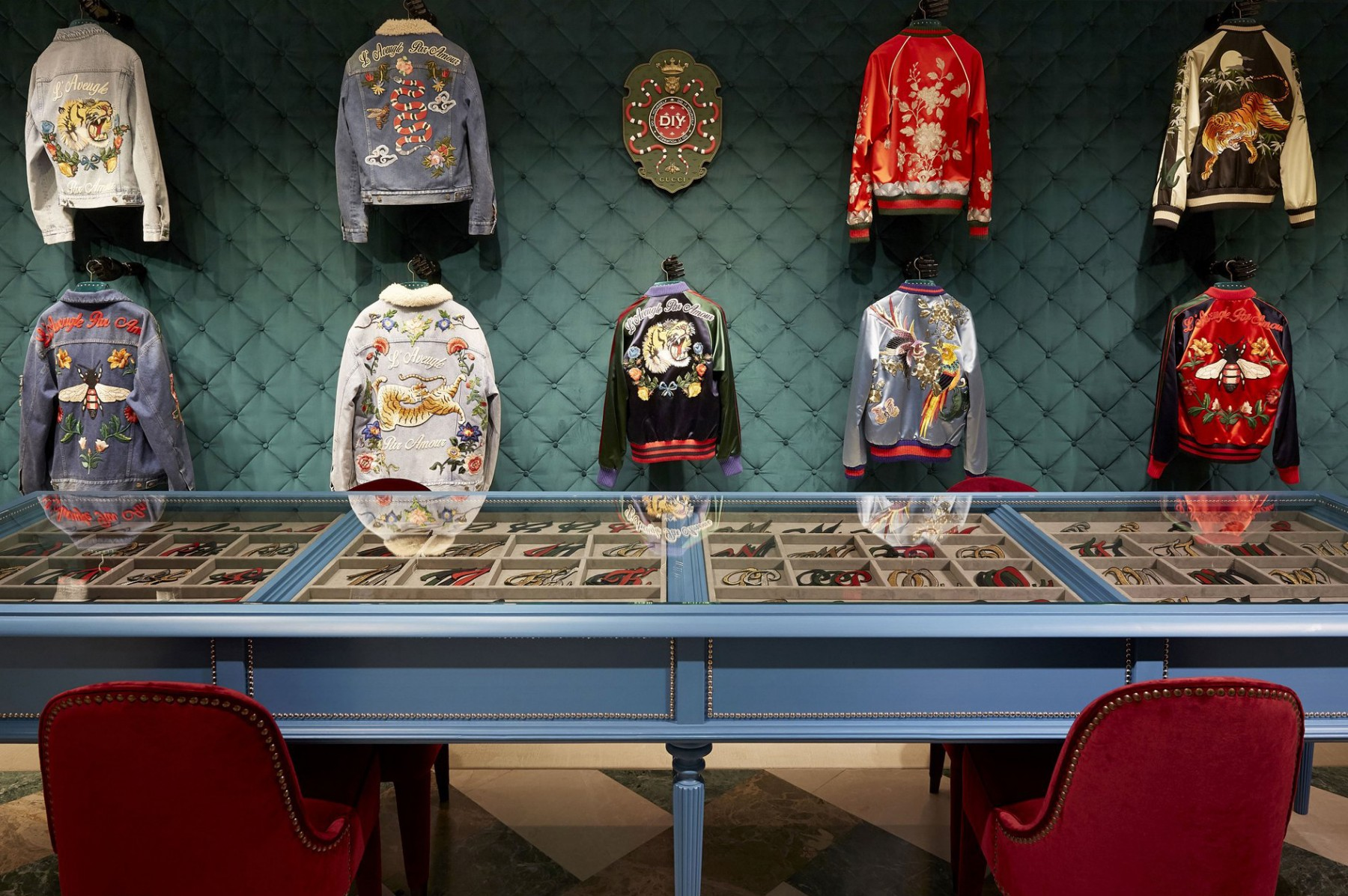 Your Next Gucci Jacket Will Be One Of A Kind Thanks To