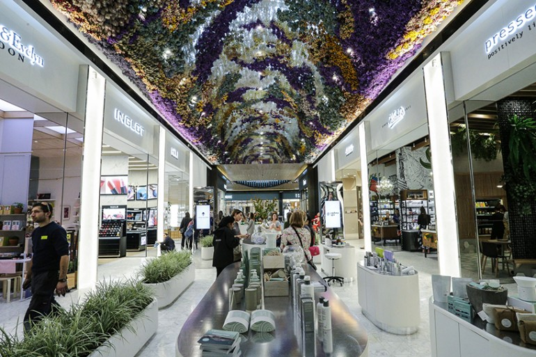 rebecca-louise-law-flower-canopy-eastland-melbourne (5)