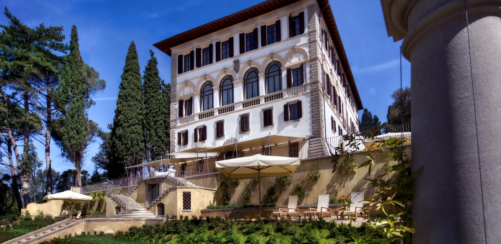 Suite of the week – Il Salviatino in Florence, Italy