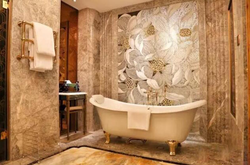 A Look Inside Shanghai S First Upcoming 7 Star Hotel