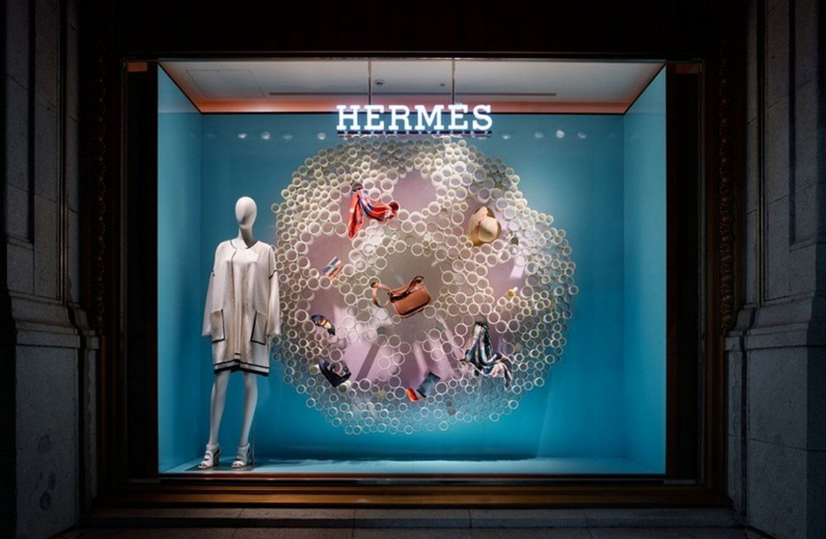 Herm 232 S Is Under The Microscope The Fashion House S