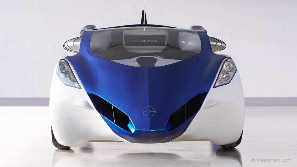 AeroMobil flying car  (6)