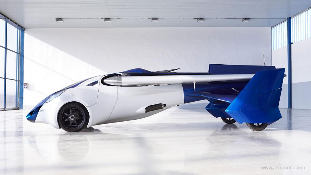 AeroMobil flying car  (7)