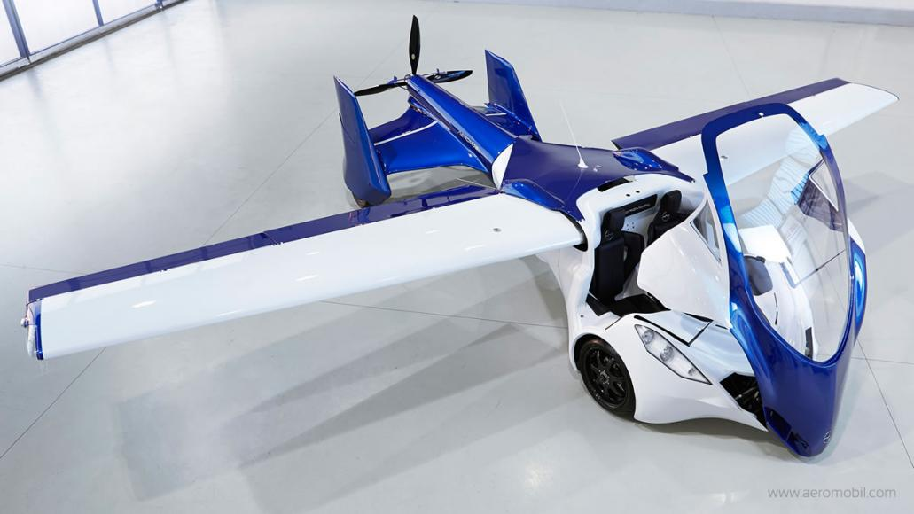 AeroMobil flying car  (8)