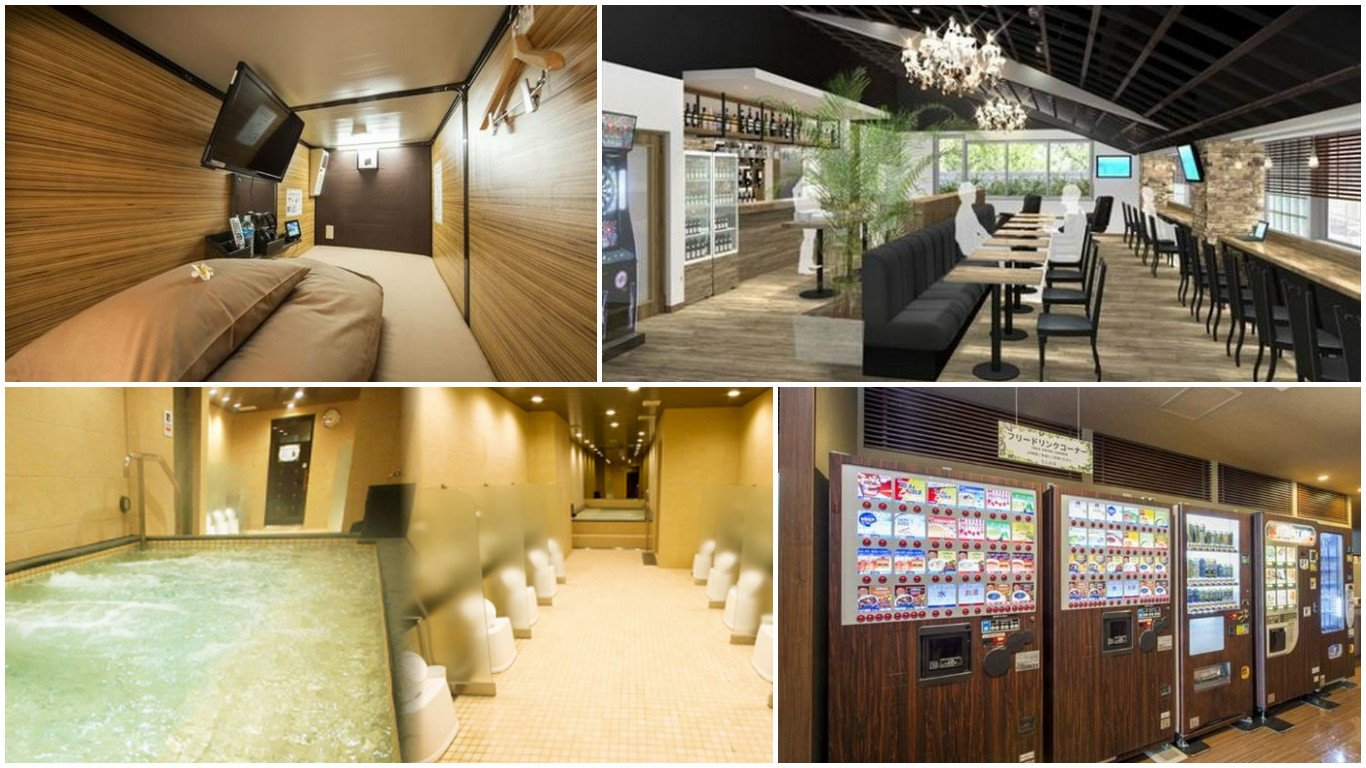 the most luxurious capsule hotel is set to open in akihabara  tokyo