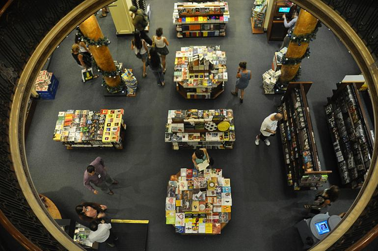 Argentinian bookstore (2)