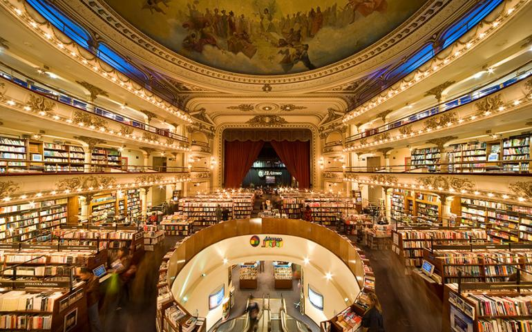 Argentinian bookstore (6)