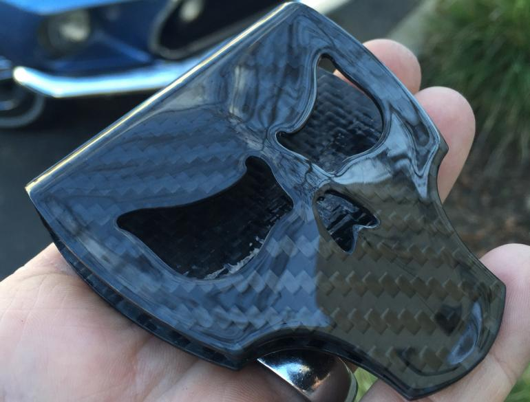 Billetus Maxx carbon-fiber cash clip (1)