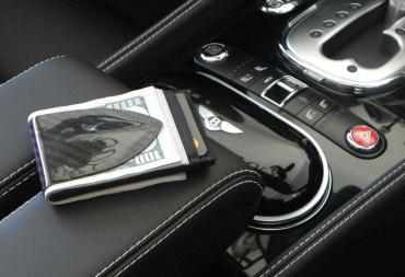 Billetus Maxx carbon-fiber cash clip (3)