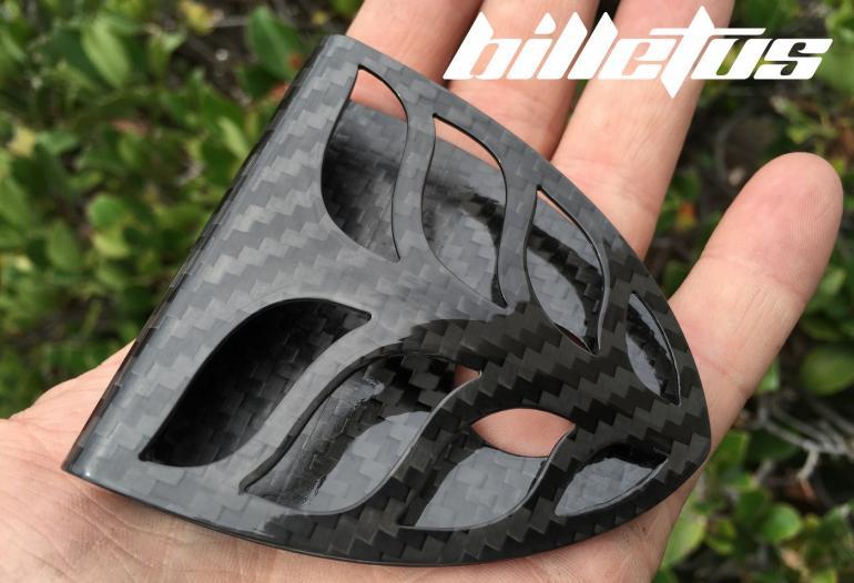 Billetus Maxx carbon-fiber cash clip (5)