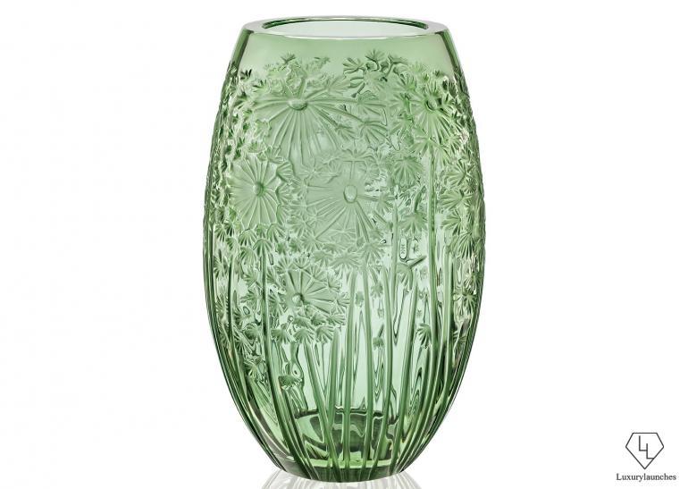 Bucolique Vase Green