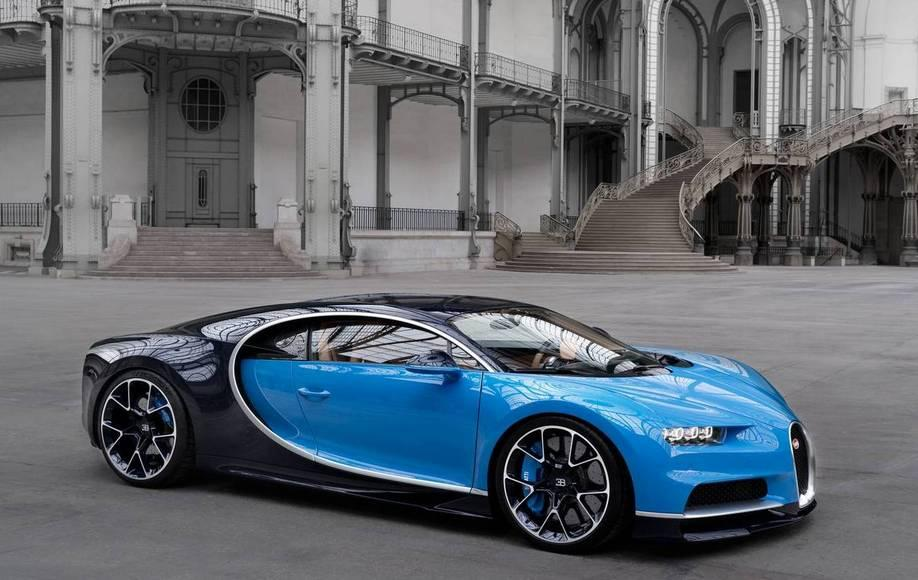 7 interesting facts about the Bugatti Chiron supercar