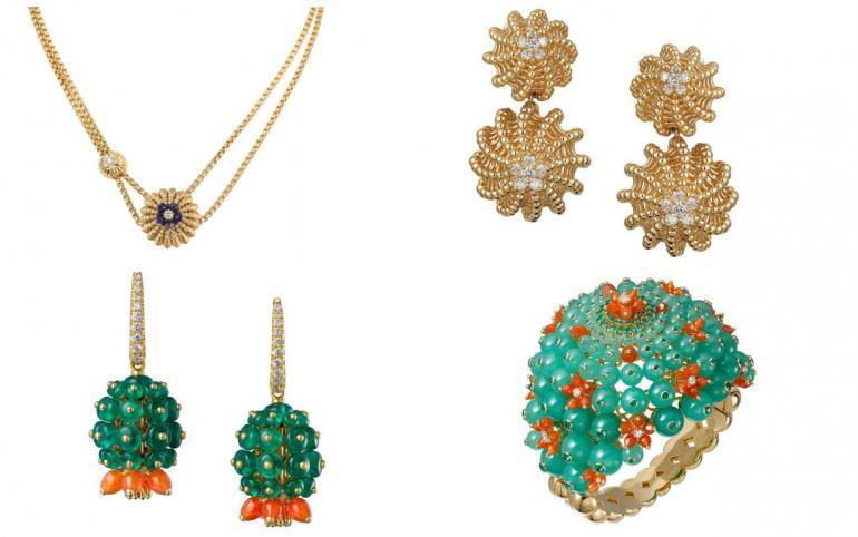 39 cactus de cartier 39 la nuova linea di gioielli xlifestyle for Cabine disney forte deserto
