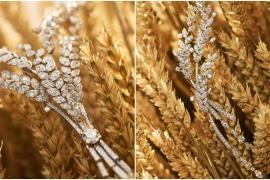 Chanel wheat jewelry