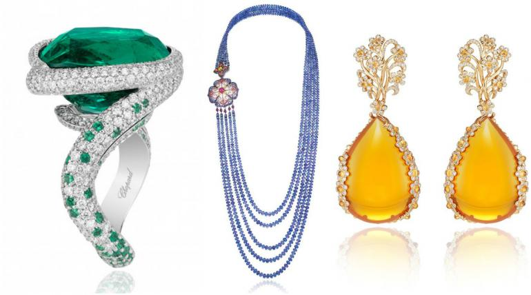 Chopard's Red and Green Carpet high jewelry (1)