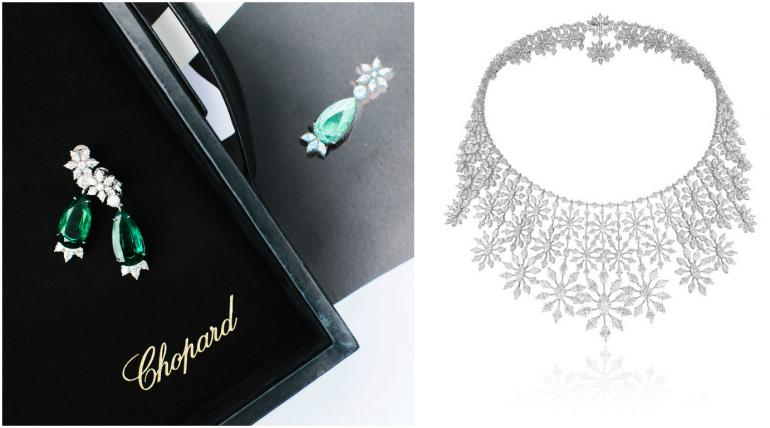 Chopard's Red and Green Carpet high jewelry (4)
