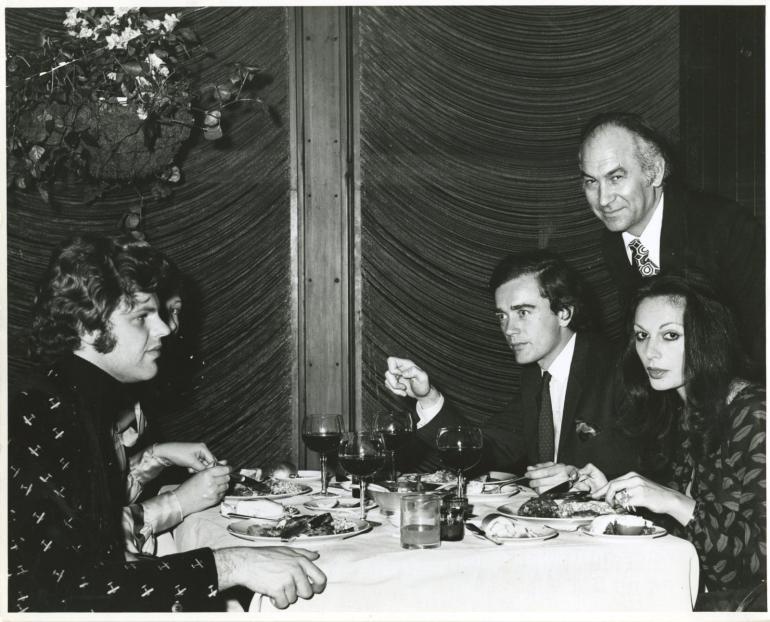 Diane and Egon Von Furstenberg