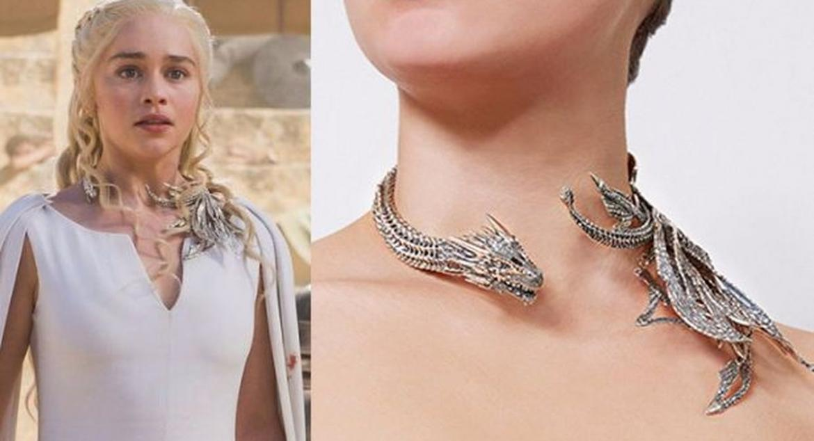 Game of Thrones jewelry line