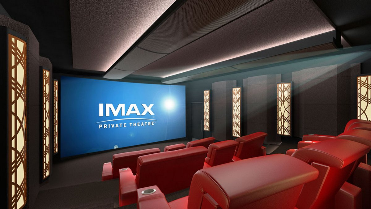 Tired of big TVs? Pay IMAX $400k for your own private theater ...