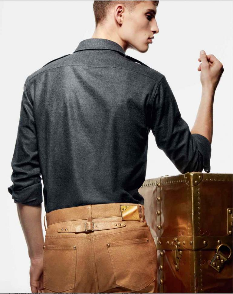Louis Vuitton Denim range (4)