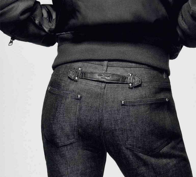 Louis Vuitton Denim range (6)