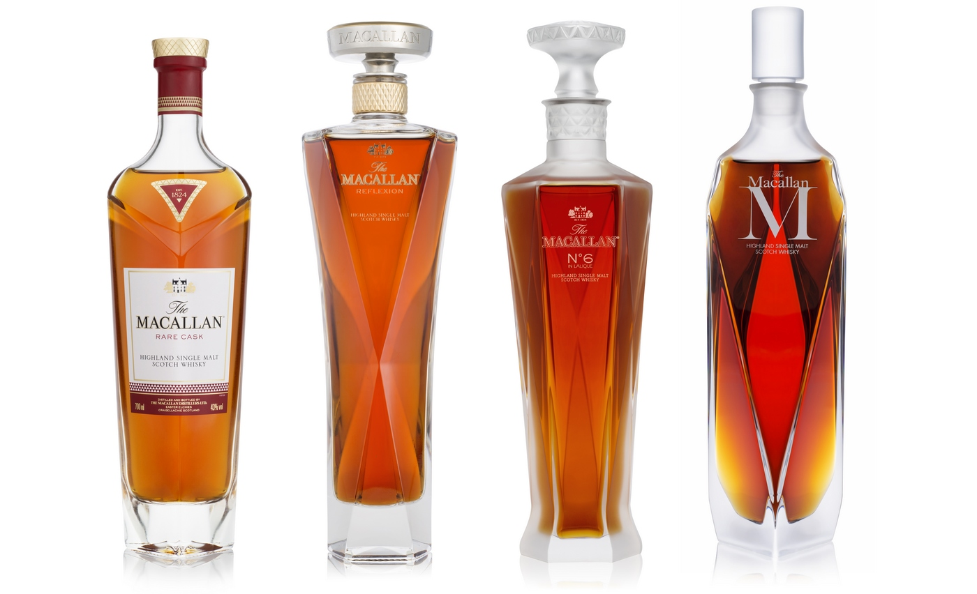 the macallan s 1824 masters series is stunning in its completion with the addition of no 6 and. Black Bedroom Furniture Sets. Home Design Ideas