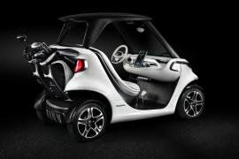 Mercedes-Benz Style Edition Garia Golf Car (2)