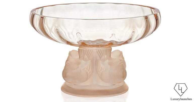 Nogent Bowl in Gold luster
