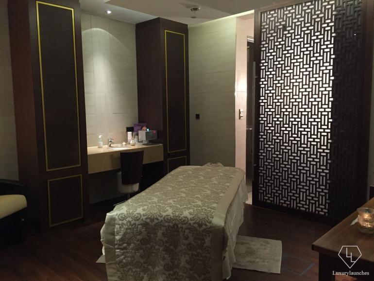 Single Massage Room